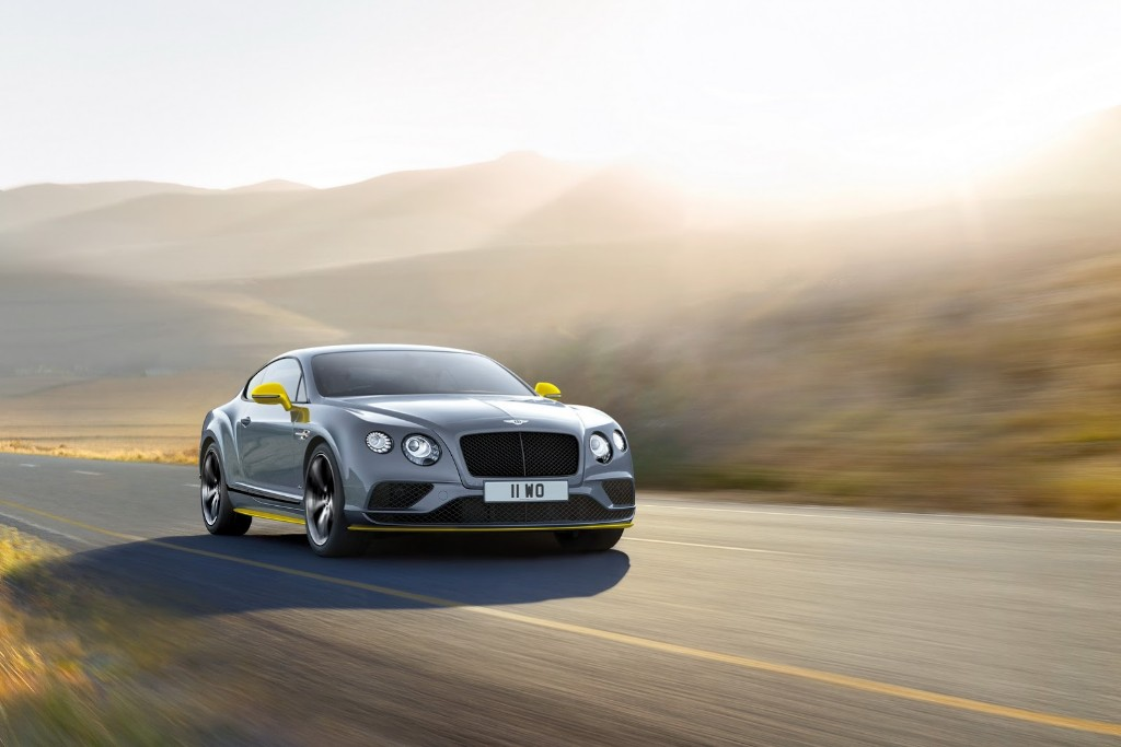 Bentley Continental GT Speed 2016, alcanzando los 642 CV
