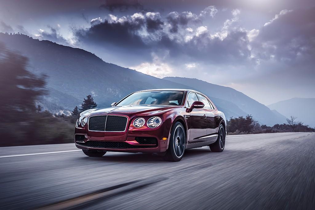 Bentley en el Salón del Automóvil de Pekín 2016