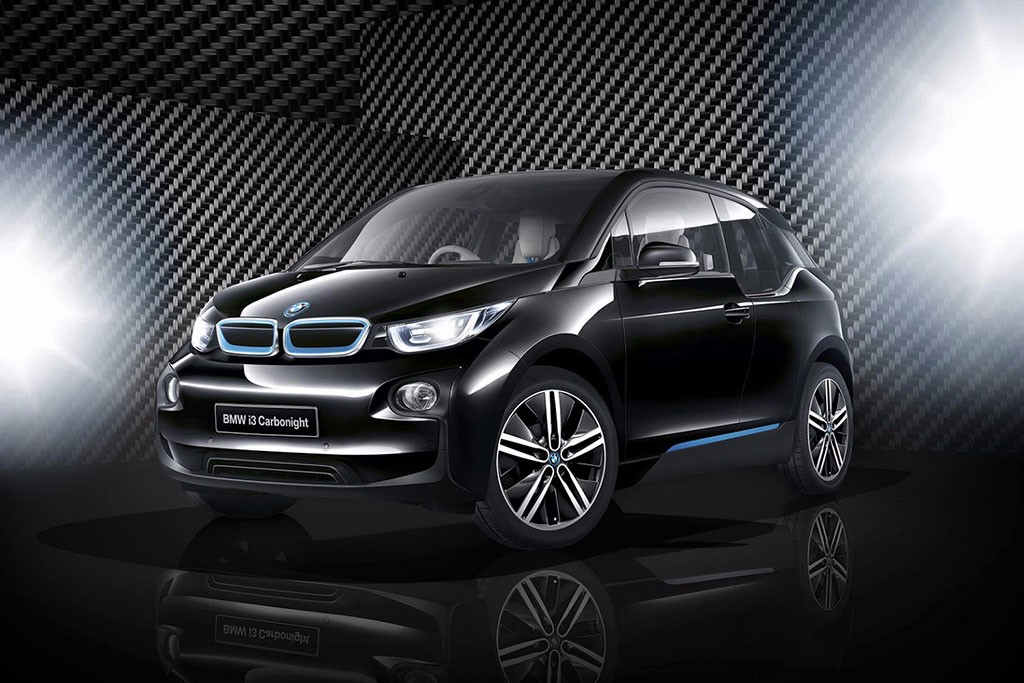 BMW i3 Carbonight, una edición limitada a 40 unidades