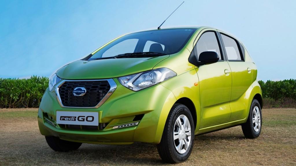 Datsun redi-GO, oficial: así es el tercer modelo de Datsun para India
