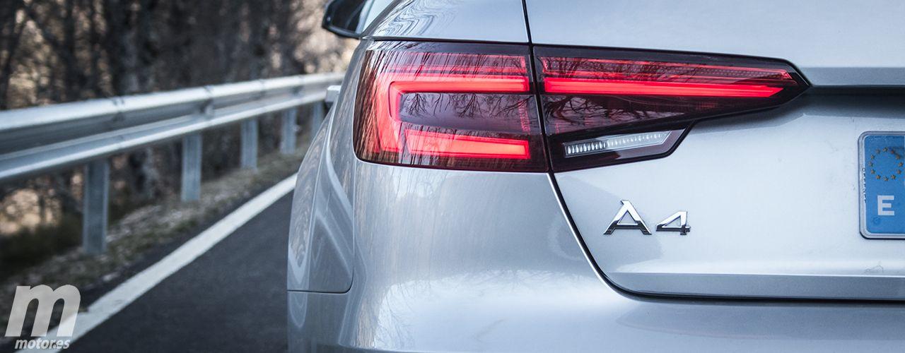 Prueba Audi A4 2.0 TDI 190 CV, a la cabeza de su segmento