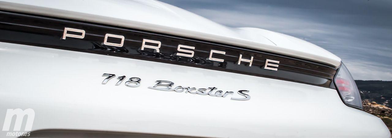 Prueba Porsche 718 Boxster, la evolución del ser superior