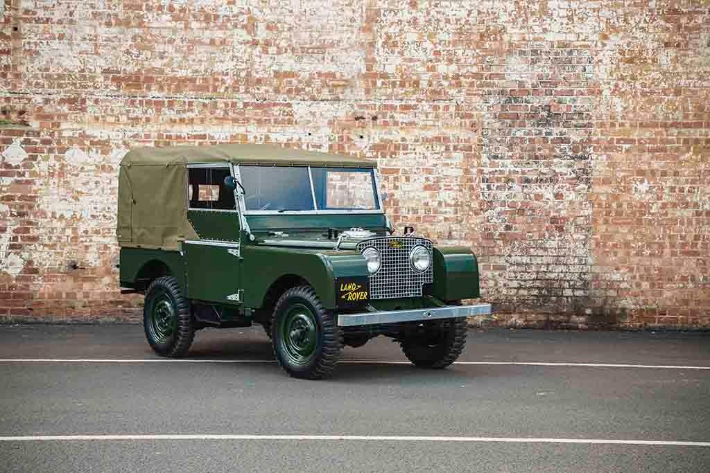 """Land Rover Serie I """"Reborn"""", solo 25 unidades a la venta"""