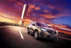 Acura CDX, el primer vehículo de la marca exclusivo para China