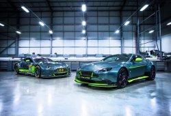 Aston Martin Vantage GT8: del circuito a la calle en una edición limitada muy radical