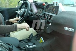 Así es el interior del BMW X3 que llegará en 2017