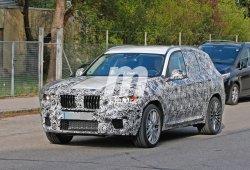 BMW X3 M 2018, primeras fotos