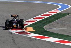 """Carlos Sainz: """"Por el tráfico con Kvyat no he pasado a Q3"""""""