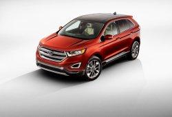 El Ford Edge recibe el limitador de velocidad inteligente
