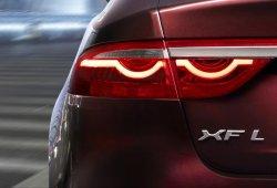 Confirmado: el Jaguar XF L de batalla larga debutará en el Salón de Pekín 2017