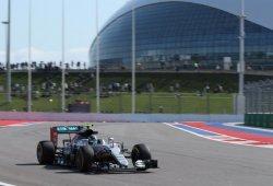 Mercedes, entre la pole y la falta de fiabilidad en Sochi