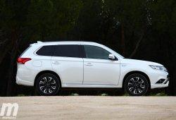Mitsubishi Outlander PHEV MY16: Exterior e interior (II)