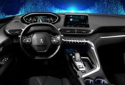 Peugeot 3008 2017, las primeras fotos oficiales desvelan su interior