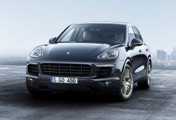 Nuevos Porsche Cayenne Platinum Edition: mayor equipamiento por tiempo limitado