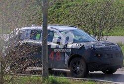 Fiat Freemont 2017 ¿son éstas sus primeras fotos?