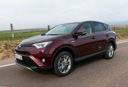 Precio Toyota RAV4 Hybrid, a la venta desde 30.800€
