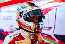 Problemas y penalización para Sebastian Vettel