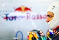 Viernes de contrastes para Toro Rosso