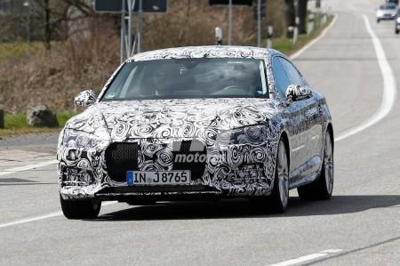 Audi S5 Sportback 2017 ¡Cazado!