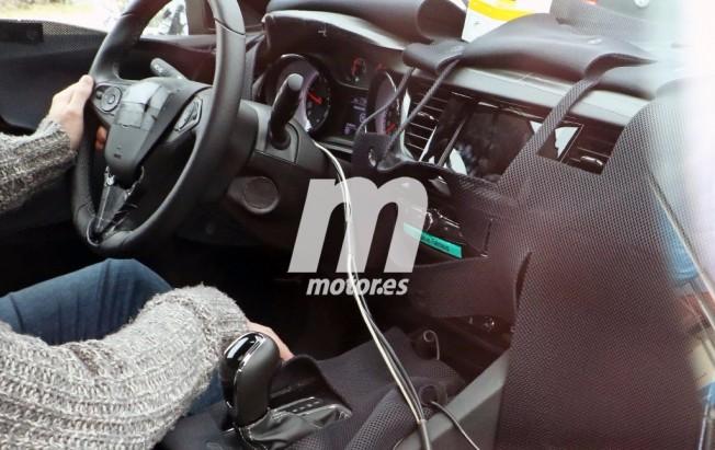 Opel insignia 2017 primeras im genes de su interior for Interior opel astra 2017