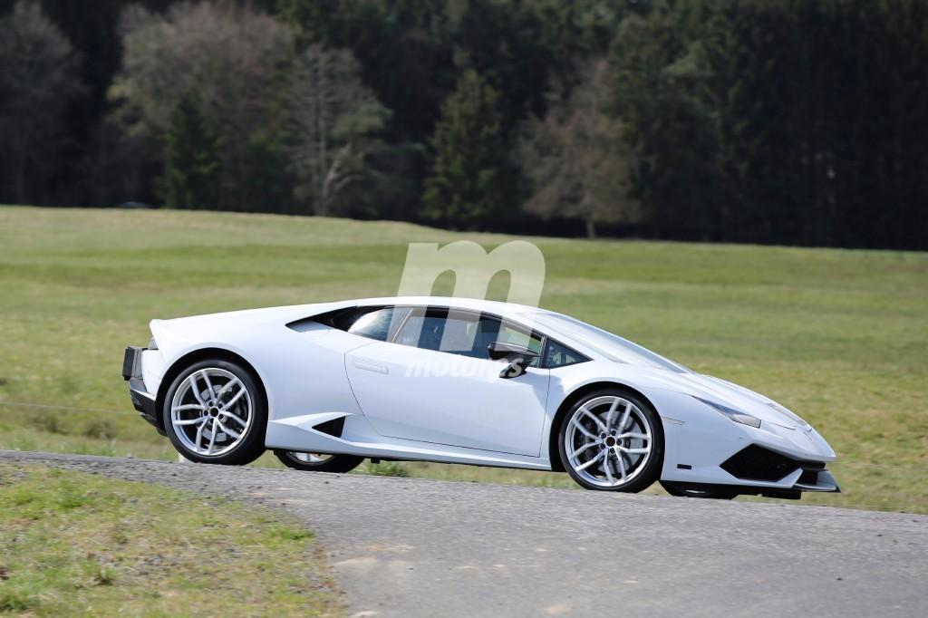 El Lamborghini Huracan Superleggera 2017 continúa su puesta a punto