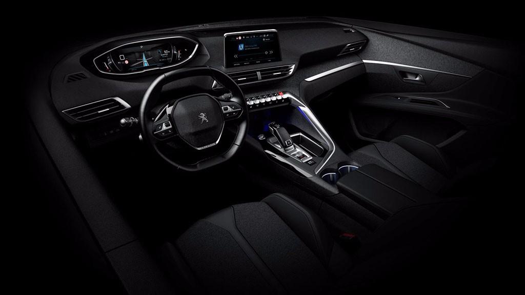 Nuevo Peugeot i-Cockpit, una visión del puesto de conducción del futuro