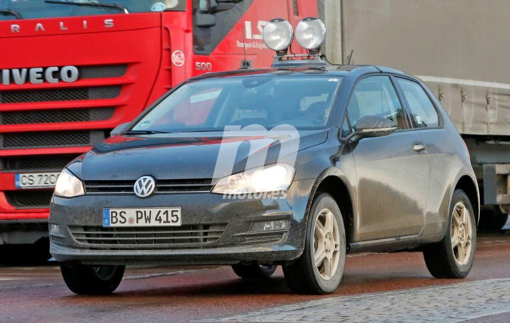 Avistada la primera mula de pruebas del futuro SUV basado en el Volkswagen Polo