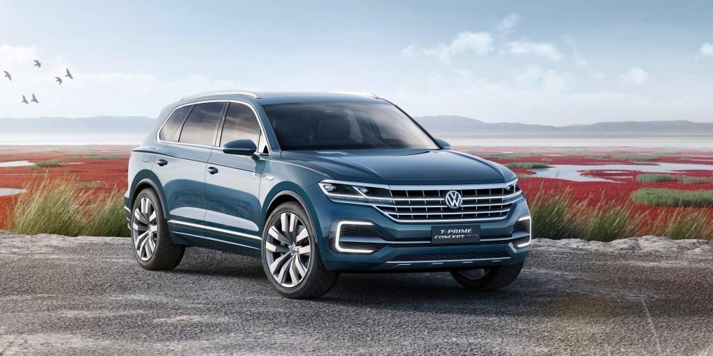 Volkswagen T-Prime GTE Concept, un SUV que pronto veremos hecho realidad