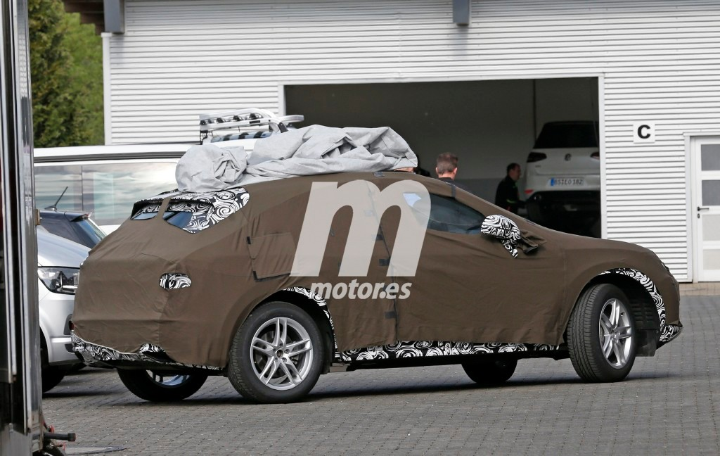 Te ofrecemos un primer vistazo al Audi Q3 2018 con estas fotos espía