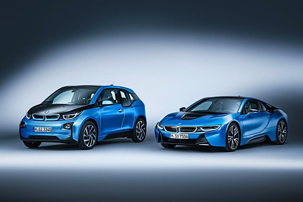 El BMW i3 con batería de 33 kWh llegará en verano