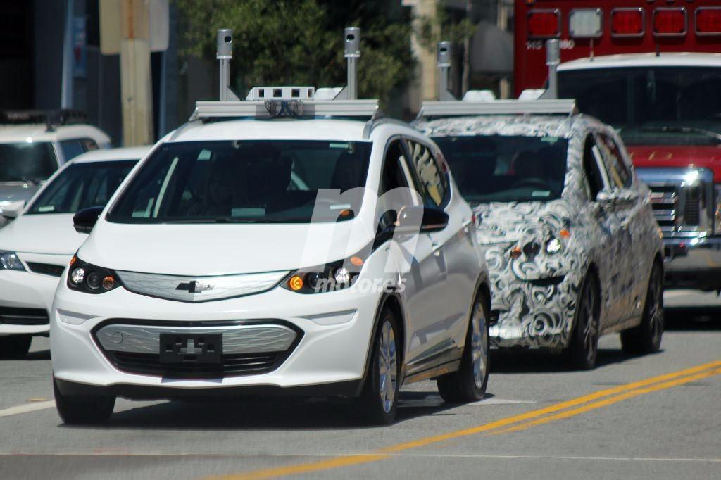 El Chevrolet Bolt además de eléctrico, también será autónomo
