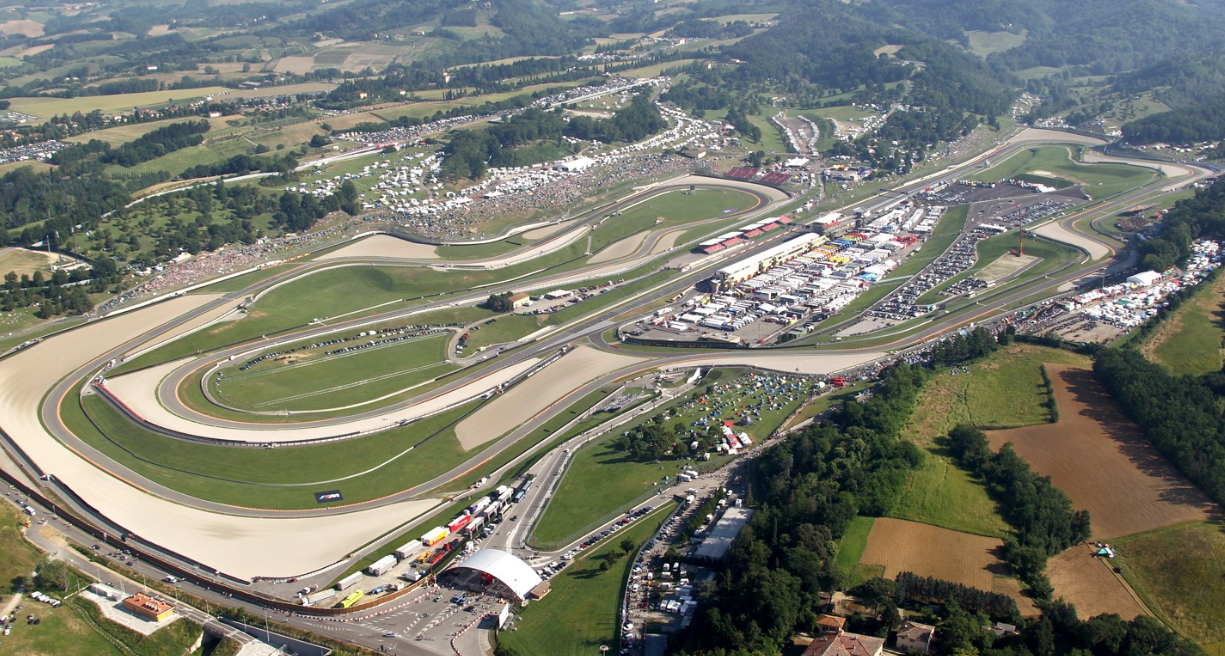 Horario del GP de Italia 2016 y datos del circuito de Mugello