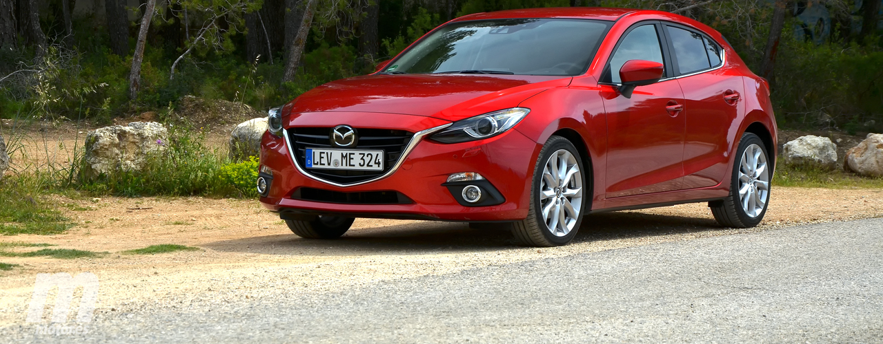 Prueba Mazda3 1.5 Skyactiv-D 105 CV, más racional y económico