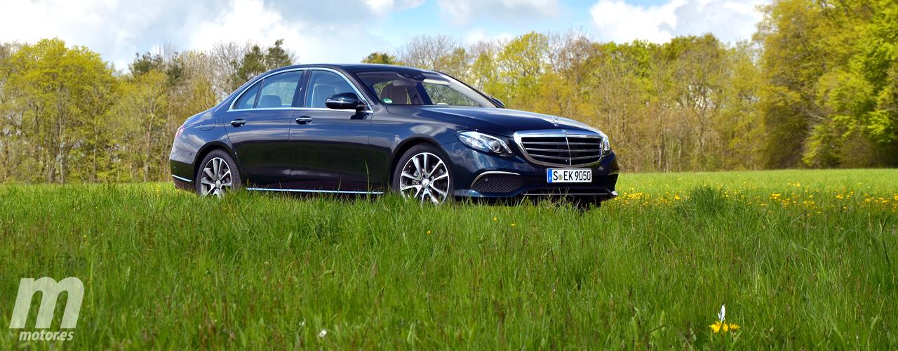 Prueba Mercedes Clase E 2016, un paso más hacia la conducción autónoma