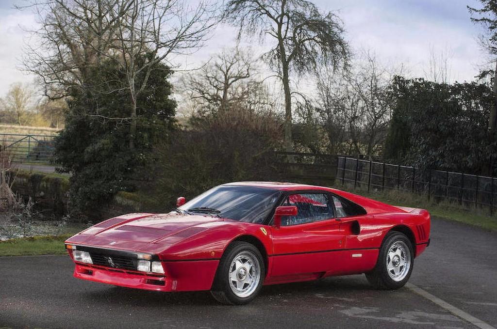 Un Ferrari 288 GTO vendido por 1,8 millones € en Mónaco