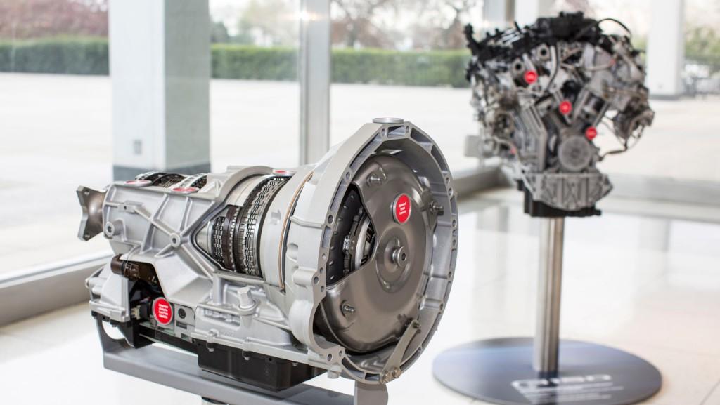 La Ford F-150 2017 recibirá importantes novedades en su motor y un nuevo cambio automático de diez relaciones