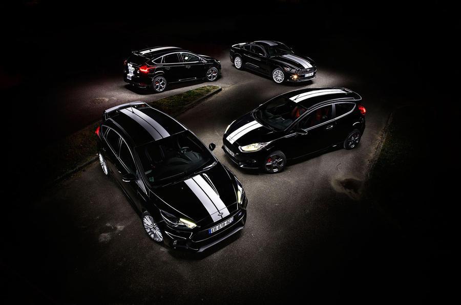 Ford estrena una edición especial 'Le Mans' para los Fiesta ST, Focus ST, Focus RS y Mustang