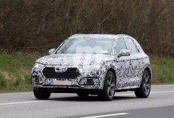 Audi Q5 2017, seguimos desvelando la nueva generación con estas fotos espía
