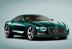 ¿Llegará el Bentley EXP 10 Speed 6 a producción? Pronto saldremos de dudas