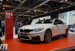 El BMW M4 CS está preparado para su debut en el Madrid Auto 2016