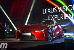 El Lexus LC llegará al mercado en mayo de 2017