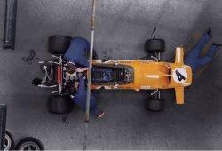 McLaren celebra sus 50 años en F1 con un emotivo vídeo