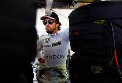 """Para Alonso, el resultado """"sabe muy bien"""", pero el rendimiento """"no es suficiente"""""""