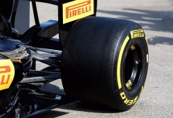 Pirelli presenta los neumáticos de 2017