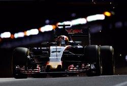Positiva primera jornada para los Toro Rosso en Mónaco