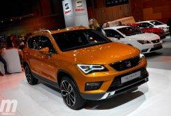 El SEAT Ateca centra la atención en el Madrid Auto 2016