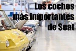 Los coches más importantes e icónicos de SEAT