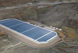 La Gigafactoría de Tesla Motors, lista para ser inaugurada el 29 de julio