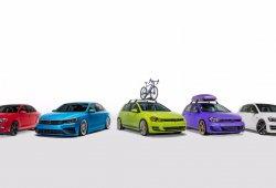 Volkswagen tunea cinco coches para celebrar en EEUU el regreso del verano