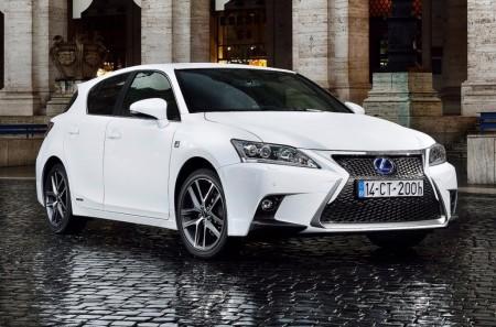 Al Lexus CT 200h le sustituirá un nuevo modelo crossover